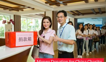 Charity Event in China