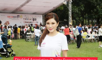 Charity Event in Hong Kong